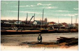 54 VARANGEVILLE - Le Port - Other Municipalities
