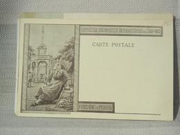 BOTTERESSE - LIEGE EXPO 1905- NON VOYAGEE  - PRECURSEUR SEPIA, PUB CHOCOLAT L'AIGLON - BE - DESSIN LEJEUNE, - Lüttich