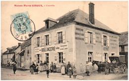 28 COURVILLE - Maison Pierre LEROUX - Courville