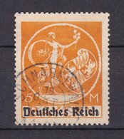 Deutsches Reich - 1920/21 - Michel Nr. 136 I - Gestempelt - Oblitérés