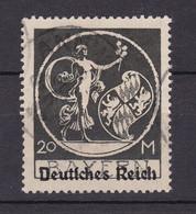 Deutsches Reich - 1920/21 - Michel Nr. 138 I - Gestempelt - Oblitérés