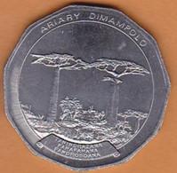 MADAGASCAR - 50 ARIARY  - 1996 - BAOBABS - Madagascar