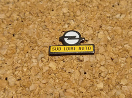PINS AUTOMOBILE OPEL SUD LOIRE AUTO - Opel