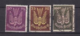 Deutsches Reich - 1923 - Michel Nr. 235/237 - 236/237 Gepr. - Gestempelt - 32 Euro - Oblitérés
