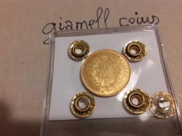 ***10 Franchi Francia Napoleone III°1859 A    Bella Moneta ORO - GOLD  ** - K. 10 Franchi
