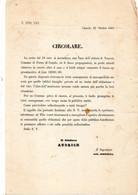 1867 LETTERA CON ANNULLO CANALE +   CUNEO + AGORDO BELLUNO - INCENDIO CASE NEL COMUNE - Marcophilia