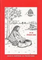 ÉTUDES 2002 - N°22 DE LA SOCIÉTÉ NANTAISE DE PRÉHISTOIRE [MONTBERT, ST-COLOMBAN] - Historia