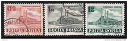 PL 1952 MI 764-66 USED - Used Stamps
