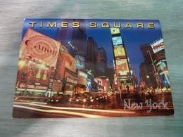 NEW YORK CITY - TIMES SQUARE - EDITIONS CITY MERCHANDISE - - Manhattan