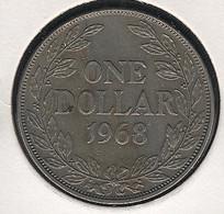Liberia, 1 Dollar 1968 - Liberia