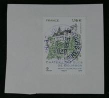 France 2020 Chateau Des Ducs De De Bourbon. Montluçon - Oblitéré - Gebraucht