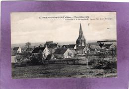 60 FRESNOY LE LUAT  Vue Générale   Collection E.B. éditée Chez E.Vignon à Senlis  Mars 1907 - Frankreich