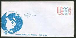 UC48 PSE Aerogramme Mint 1974 - 1961-80