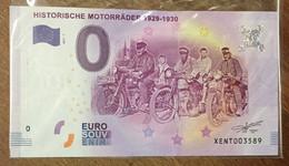 2017 BILLET 0 EURO SOUVENIR ALLEMAGNE DEUTSCHLAND BREMEN ZERO 0 EURO SCHEIN BANKNOTE PAPER MONEY - [17] Vals & Specimens