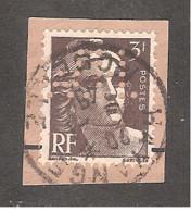 Perforé/perfin/lochung France No 715 W.H. Petits Fils François De Wendel & Cie - Perforadas