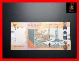 SUDAN 20 £  2011 P. 74 B   Segmented Security Thread On Front   *rare*  UNC -   [MM-Money] - Sudan