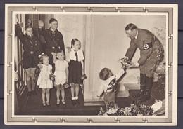 Deutsches Reich - 1939 - Bildkarte - München Nach Italien Mit Ankuftsstempel - Gebruikt