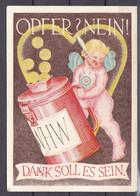 Deutsches Reich - 1939 - Propagandakarte - München Nach Italien Mit Zwei Sonderstempel - Gebruikt