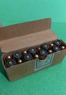 Boite 16CARTOUCHES ALLEMANDES 9mm Ww2 1942 - Decorative Weapons