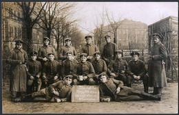 Deutschland / Germany: Erste Weltkrieg - Soldaten  1918 - Oorlog 1914-18