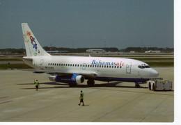 Bahamasair    -  Boeing B.737-200Adv -   C6-BFM C/n 22596/763 At Orlando (MCO) 2011   -  CPM - 1946-....: Moderne