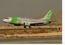 Safi Airways    -  Boeing B.737-300 -   YA-SFL C/n 23302 At Kaboul 2010   -  CPM - 1946-....: Moderne