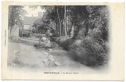 COUTAINVILLE : LE MOULIN D'AGON - Andere Gemeenten