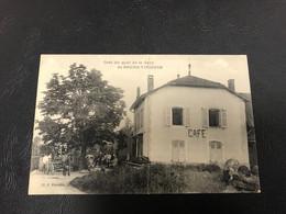 Café Du Quai De La Gare De BRENS VIRIGNIN - France