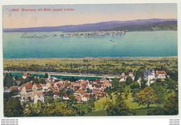 AK  Rheineck Mit Blick Auf Lindau Im Bodensee 1927 - SG St. Gallen