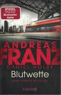 Blutwette : Julia Durants Neuer Fall : Roman. - Livres Anciens