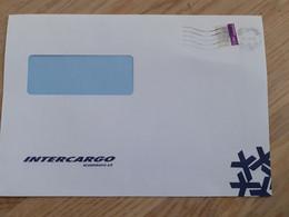 Denmark Cover Sent To Lithuania 2012 - Cartas