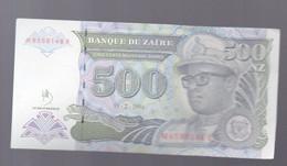 Zaïre: Billet De 500 Nouveaux Zaïres 15.2.1994. (PPP24132) - Zaire
