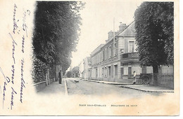 (1)     91    Soisy Sous étioles      Boulevard Se Soisy - Sonstige Gemeinden