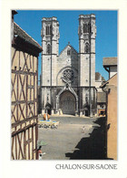 71 - Chalon Sur Saône - Cathédrale Saint Vincent - Chalon Sur Saone