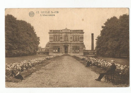 Uccle L'observatoire Carte Postale Ancienne - Uccle - Ukkel