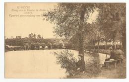 Uccle Etang Vers Le Viaduc De Stalle Carte Postale Ancienne - Uccle - Ukkel