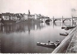 71 - Chalon Sur Saône - La Saône, L'Ile D'Amour, Le Pont Saint Laurent Et Le Quai De La Monnaie - Chalon Sur Saone