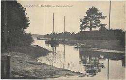 D 33. CAZAUX.  ENTREE DU CANAL - Andere Gemeenten