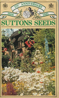 Catalogue 1981 Suttons - Other