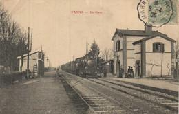 PAYNS - LA GARE - Altri Comuni