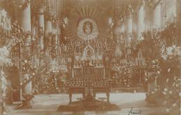 Courtrai , Kortrijk , Fotokaart , Eglise Saint Martin, à L ' Occasion Du  Jubilé  Immaculée Conception - Kortrijk
