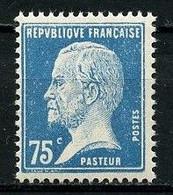 FRANCE 1923  N° 177 ** Neuf  MNH  Superbe C 8 € Type Pasteur Célébrités Celebritie Médecine Medicine - Neufs