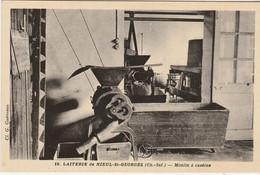 N°6266 R -cpa Laiterie De Nieul St Georges -moulin à Caséine- - Other