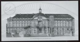 2020 : GCA 30 Places De La Ville De Liège - Zwarte/witte Blaadjes