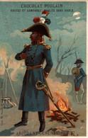 CHROMO CHOCOLAT POULAIN  ADJUDANT GENERAL 1797 - Poulain