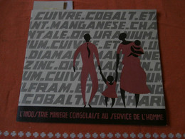 Expo 1958 Bruxelles : L'industrie Minière Congolaise Au Service De L'homme - History