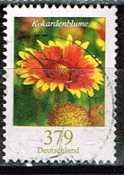 Bund 2018,Michel# 3399 O Blumen: Kokardenblume - [7] Federal Republic
