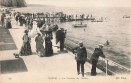 76 Dieppe La Terrasse Du Casino - Dieppe
