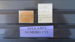 ITALY KINGDOM- NICE USED STAMP - Postage Due