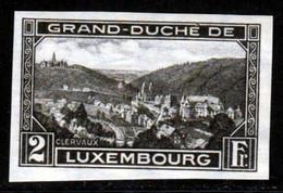 Luxembourg 1935 Yvert 274 ** TB Non Dentele - Unused Stamps